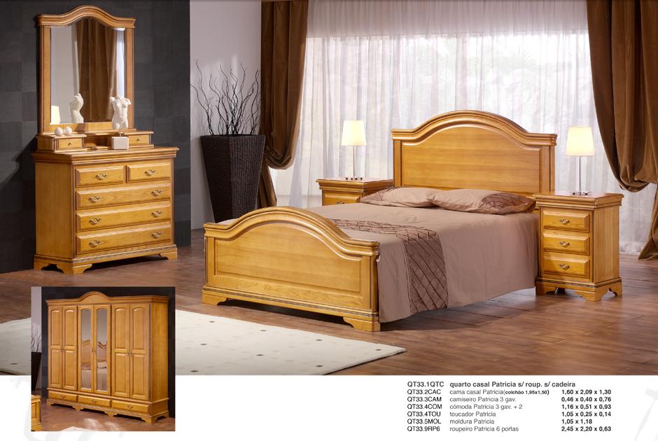 Quartos cl ssicos h j mobili rio e carpintaria for By h mobiliario